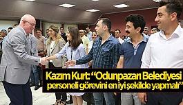"""""""BELEDİYE ÇALIŞANI DAHA DİKKATLİ VE BİLİNÇLİ OLMALI"""""""