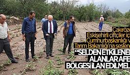 """""""ÇİFTÇİLERE CUMHURBAŞKANLIĞI ÖDENEĞİ ÇIKARILMALI"""""""