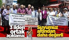 Eskişehir, Kütahya ve Uşak 'Murat Dağı' için birleşti