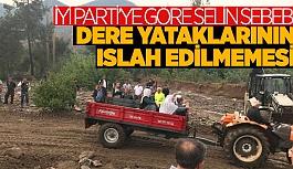 """""""YÜZDE 100'E VARAN HASAR TESPİT EDİLDİ"""""""