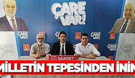 SP'DEN ZAM TEPKİSİ!