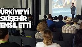 Büyükşehir'in projeleri Amerika'da tanıtıldı