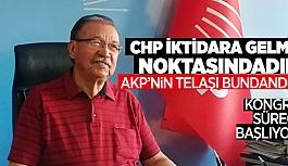 CHP İKTİDARA GELME NOKTASINDADIR