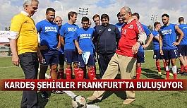 Eskişehir Frankfurt'a gidiyor