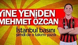 GALATARAY MEHMET ÖZCAN'I İSTİYOR