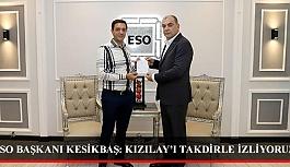Kurban vekaleti Kızılay'a