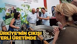 """""""BELEDİYELERİMİZ ÜRETİCİLERİN YANINDA"""""""