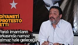 DP'DEN DİYANET İŞLERİ'NE PROTESTO