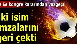 Eskişehirspor'da kongre kararı iptal