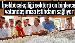GÜNAY KOZABİRLİK'İ ZİYARET ETTİ
