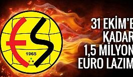 ACİL 1,5 MİLYON EURO LAZIM