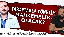 ESKİŞEHİRSPOR'DA SULAR DURULMUYOR