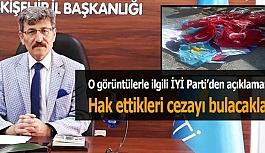 İYİ PARTİ'DEN AÇIKLAMA