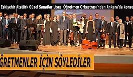 Eskişehir Atatürk Güzel Sanatlar Lisesi...