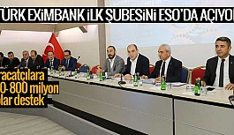ESO, bankaları sanayicilerle buluşturuyor