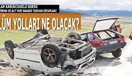 KABUKCUOĞLU SORDU, BAKAN TURHAN CEVAPLADI!
