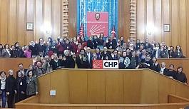 CHP'Lİ ÇAKIRÖZER'DEN İL KONGRESİ...