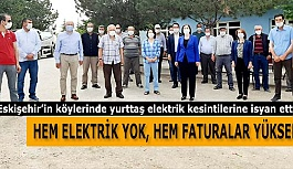 CHP'li vekiller yetkililere seslendi: Yurttaşa ödettiğiniz faturaların hakkını verin, kesintilere çare bulun