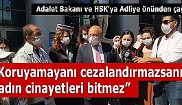 """CHP'li Çakırözer: """"Katil cezalandırıldı  ama 23 şikayete rağmen koruyamayanlar hala yerinde"""""""