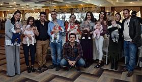 Aileler o etkinlikte buluştu