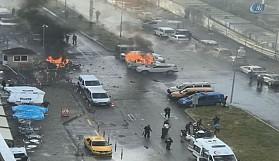 İzmir Adliyesi'nde büyük patlama
