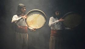 Halk Dansları Topluluğu 'iklim' temasıyla sahnedeydi