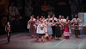 Opera bale günleri sona erdi