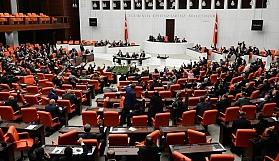 Dokunulmazlık dosyaları Mecliste