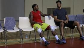 Eskişehir Basket'te dört isim sakat