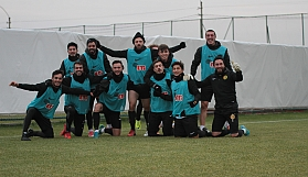 Eskişehirspor'da hedef galibiyet
