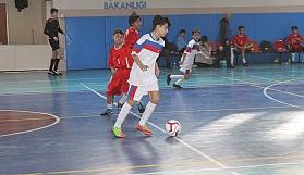 Futsal'da büyük çekişme