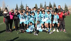 Futbol Yıldız Erkekler ve Kızlarda şampiyonlar belli oldu