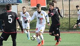 Akademi Ligi'nde Eskişehirspor, Gençlebirliği'ne teslim oldu