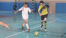 Futsal'da gol yağmuru
