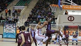 En fazla sayı atan takım Eskişehir Basket