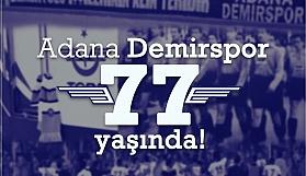 Nice yıllara Adana Demir!
