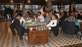 Eskişehirspor yemekte buluştu