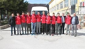 Eskişehir birincileri Ankara'da piste çıkacak