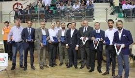 Başkan Özeçoğlu sponsorlara teşekkür etti