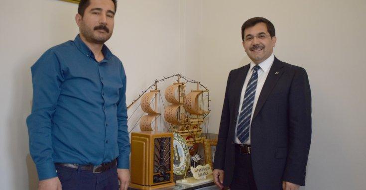 AK Parti Eskişehir eski Milletvekili Salih Koca