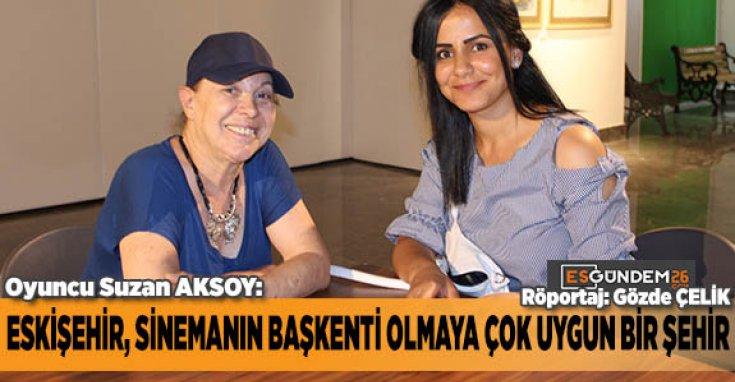 Oyuncu Suzan Aksoy