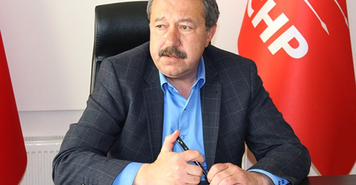 CHP İl Başkanı Sinan Özkar