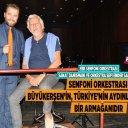 Senfoni Orkestrası Büyükerşen'in, Türkiye'nin aydınlık geleceğine bir armağanıdır