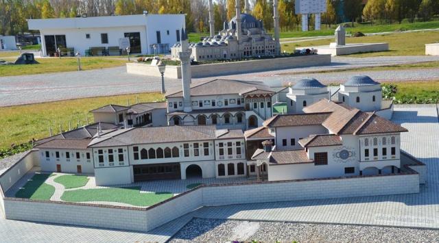 Türk Dünyasının Miniatürk'ü
