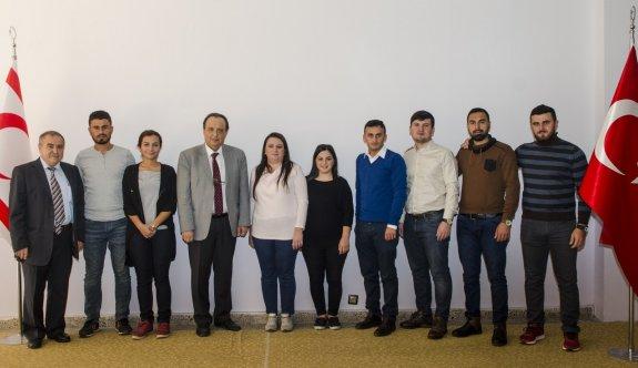 Kıbrıslı öğrenciler ESOGÜ'de