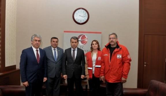 Kızılay Türkiye'nin gururu