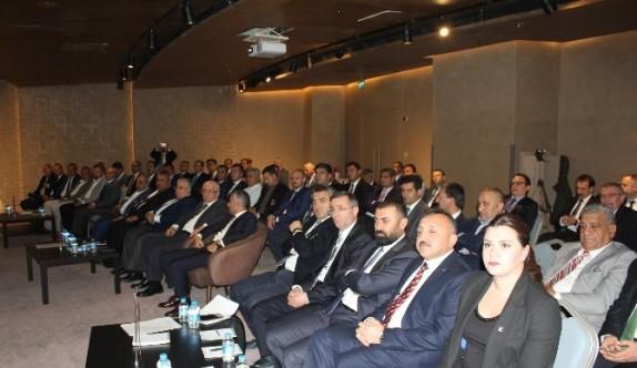 Mali müşavirler Eskişehir'de toplandı