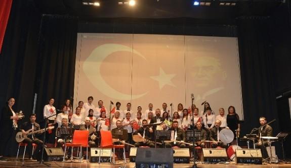 Türküler cumhuriyet için söylendi