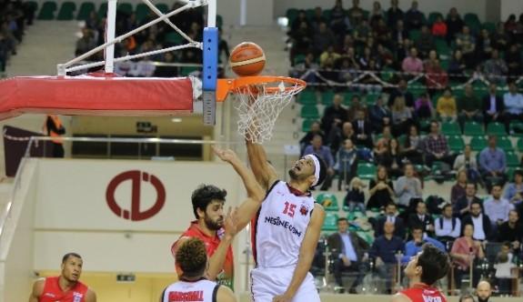 Eskişehir Basket'ten bir galibiyet daha