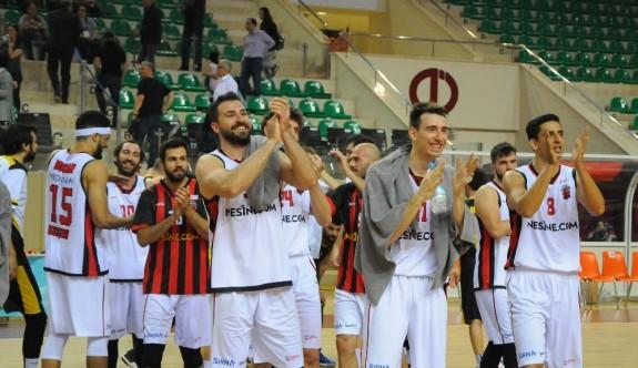 Nesine.Com Eskişehir Basket adım adım üst lige